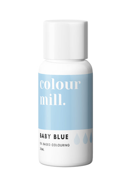 Colour Mill Oil Based Colouring Baby Blue