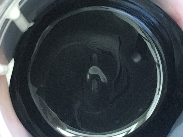 Oil Colour Black Velvet