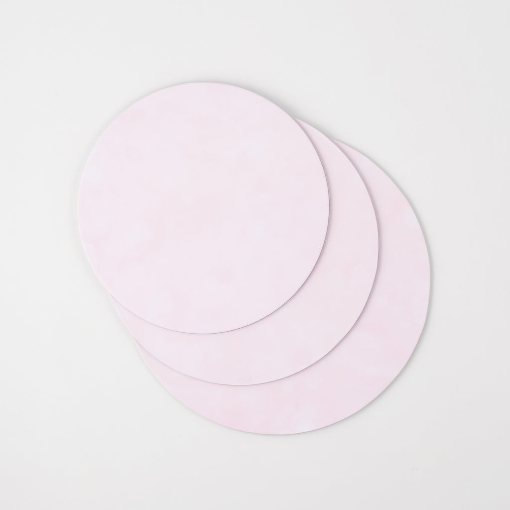 Pink Cloud Cake Board