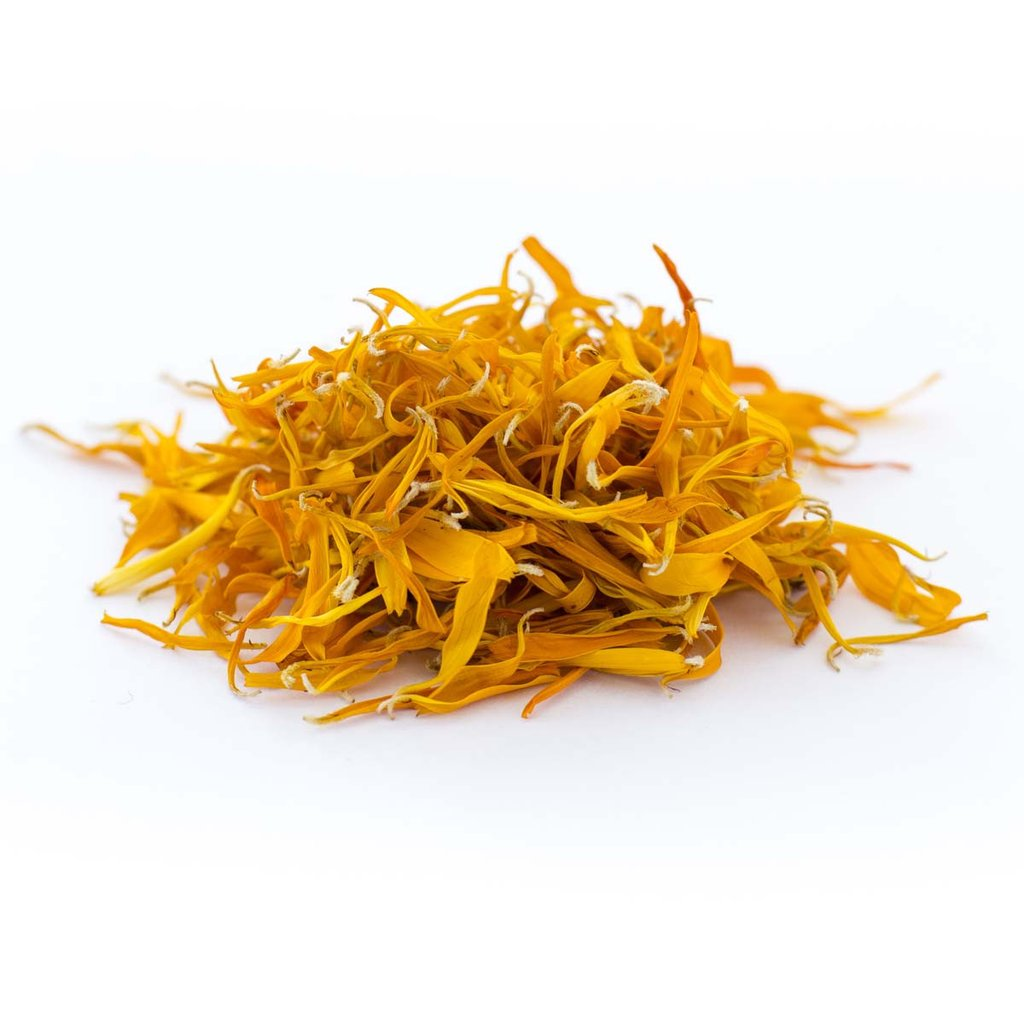Dried Organic Edible Calendula