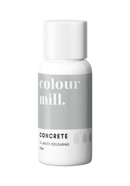 Colour Mill Oil Based Colouring Concrete