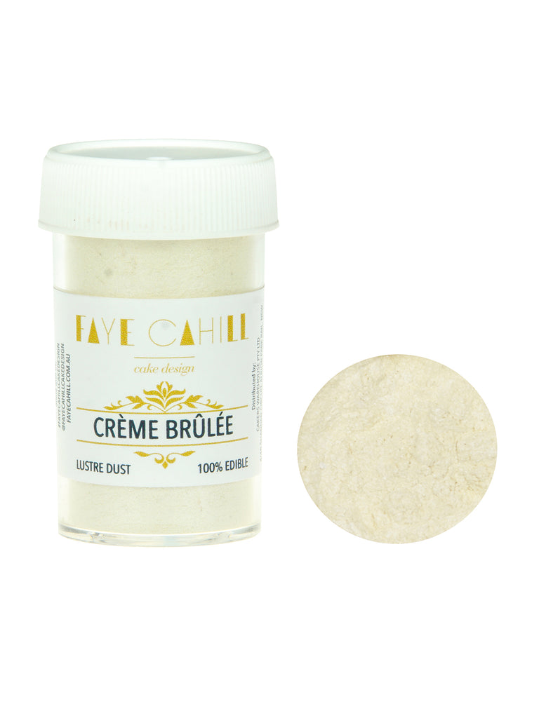 Faye Cahill Lustre Creme Brulee