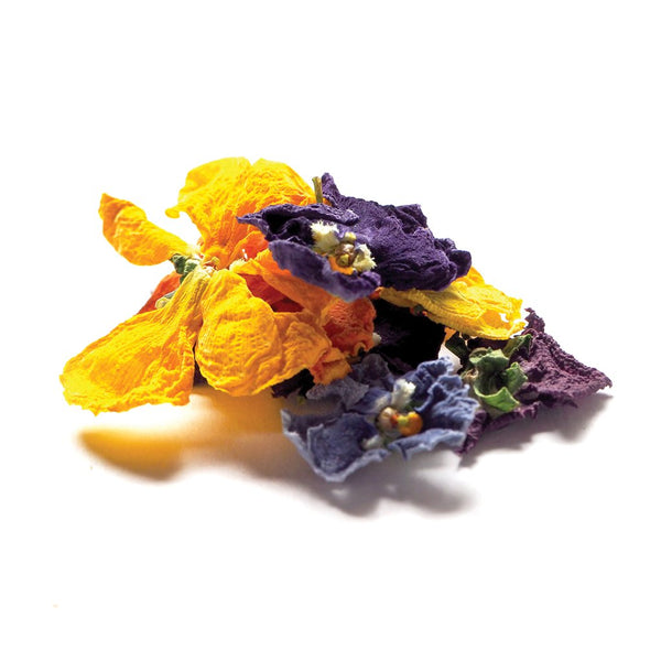Dried Organic Edible Pressed Pansy