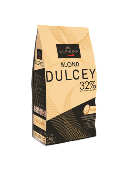 PREORDER - Valrhona DULCEY 32%