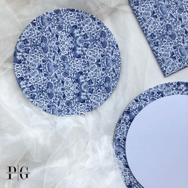China Blue Cake Board