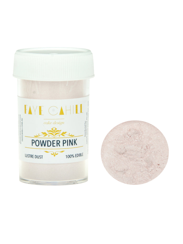 Faye Cahill Lustre Powder Pink