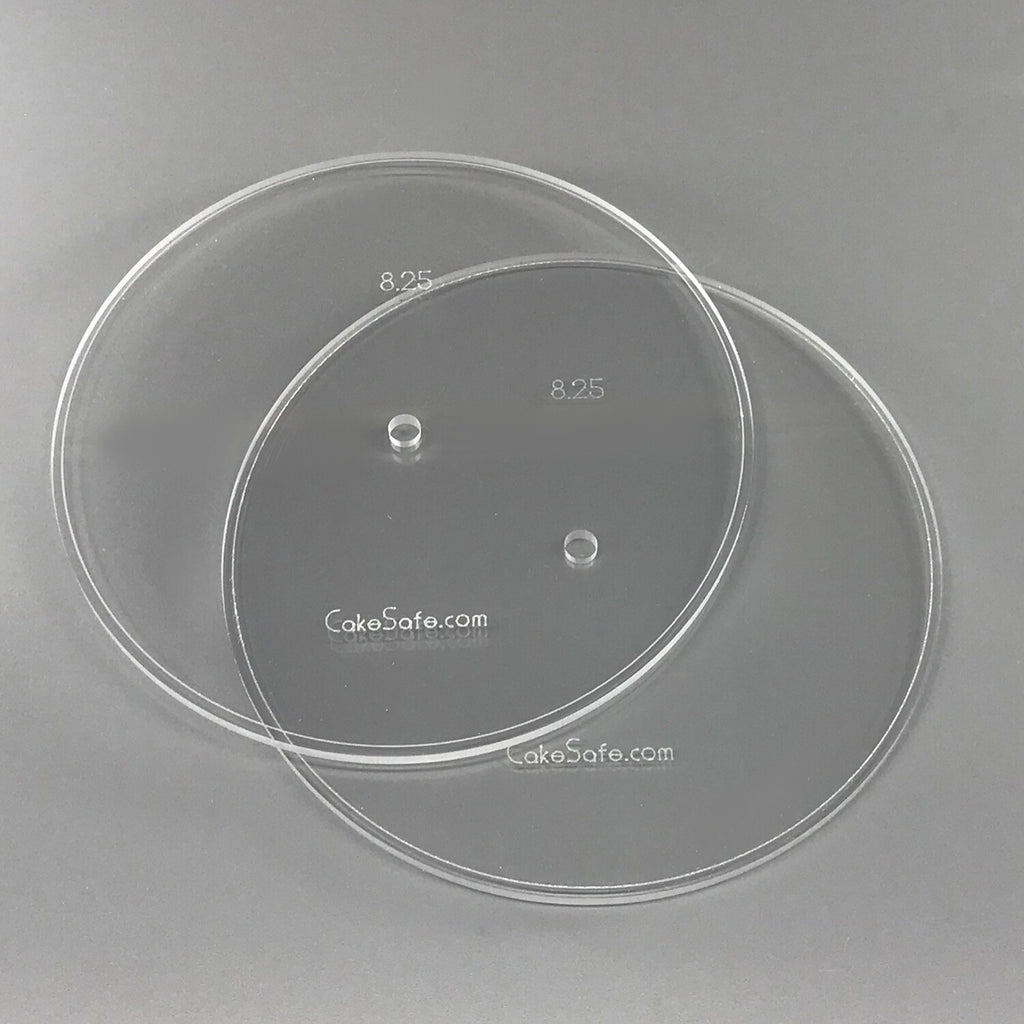 CakeSafe® Round Acrylic Disks 10.5inch