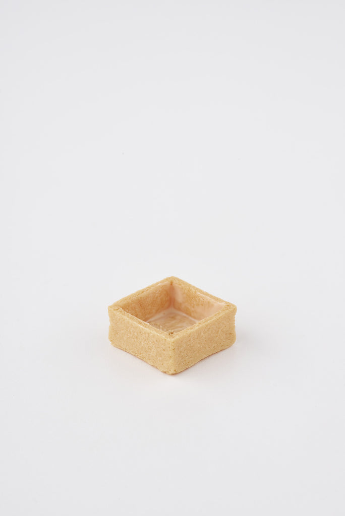 Vanilla Tart Shell, Mini Square