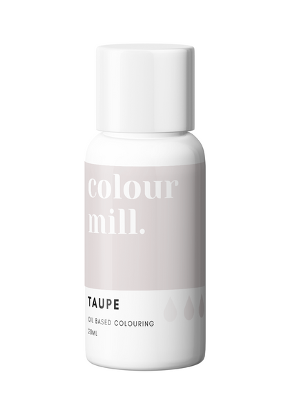 Colour Mill Oil Based Colouring Taupe