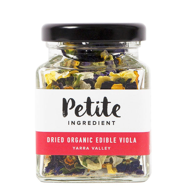 Dried Organic Edible Viola