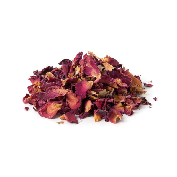 Dried Edible Mini Rose Petals