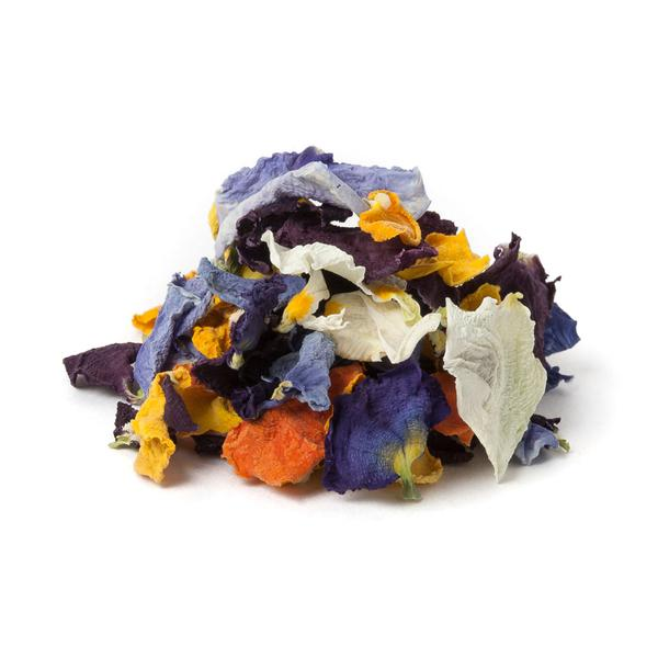 Dried Organic Edible Pansy Petals