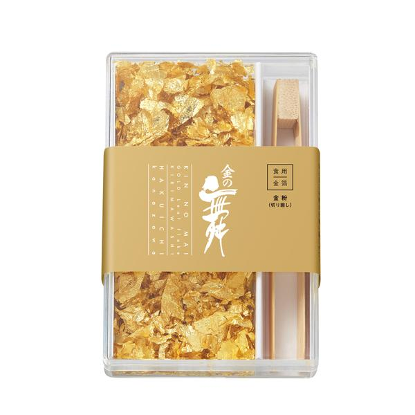 Artisan Gold Leaf Flakes