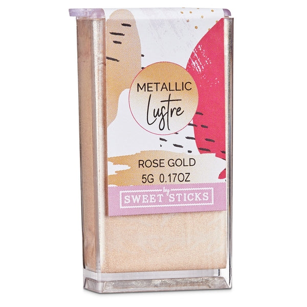 Sweet Sticks Lustre Rose Gold