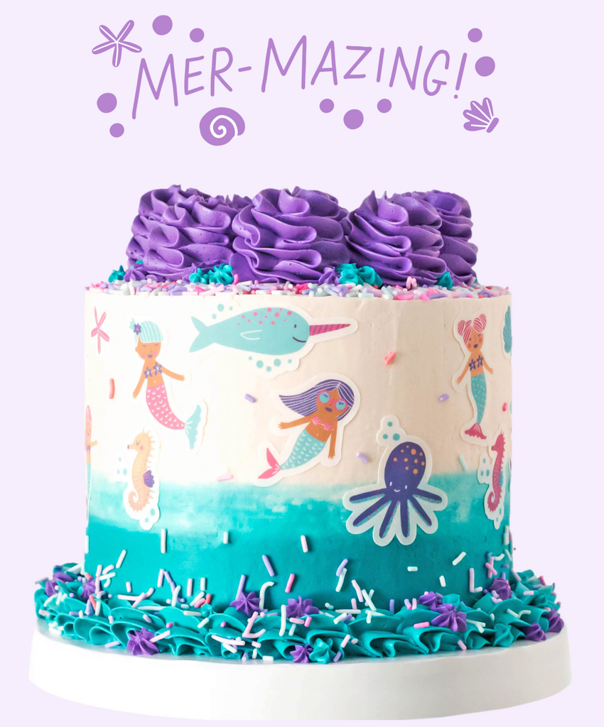 Mermazing Edible Stickies®
