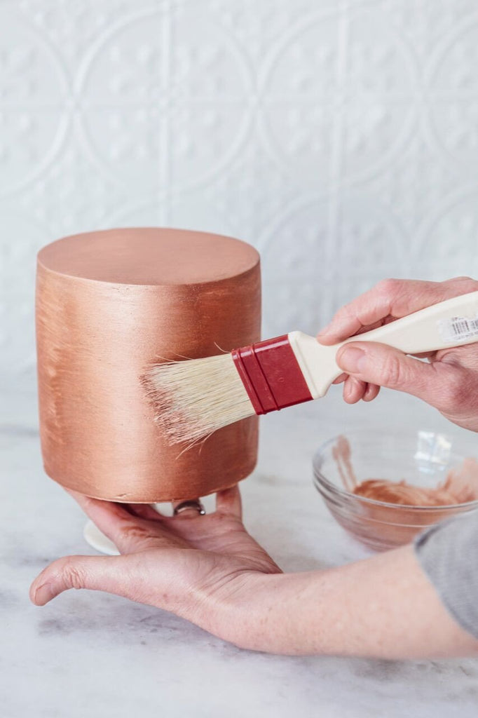 Faye Cahill Lustre Blush Rose Gold