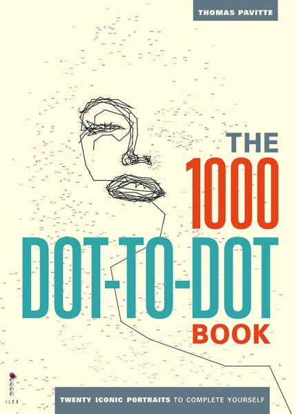 1000 dot-to-dot - Portretten