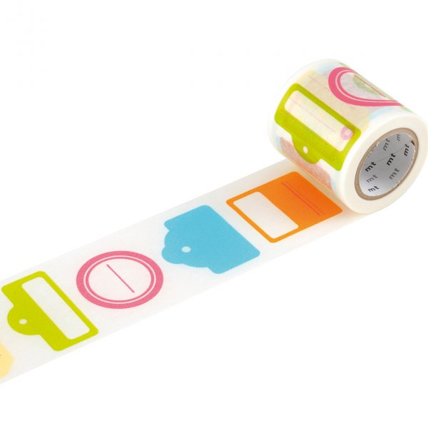 Masking tape 50mm - Mt Ex - Tags