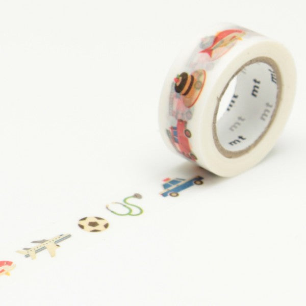 Masking tape 15mm - Mt Kids - Work (tool)