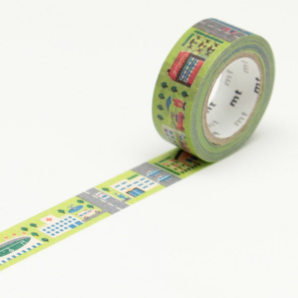 Masking tape 15mm - Mt Kids - Work (town)