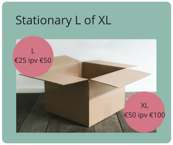 Vakantiedoos Stationary XL