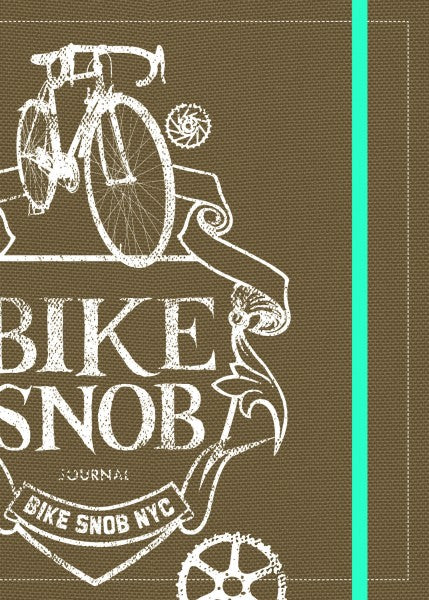 Notitieboek - Bike Snob Journal