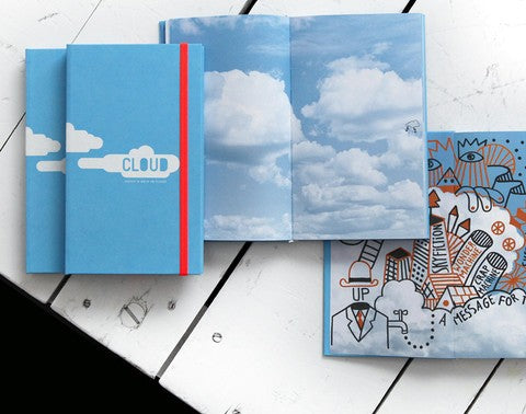 Notitieboek - Cloud Book