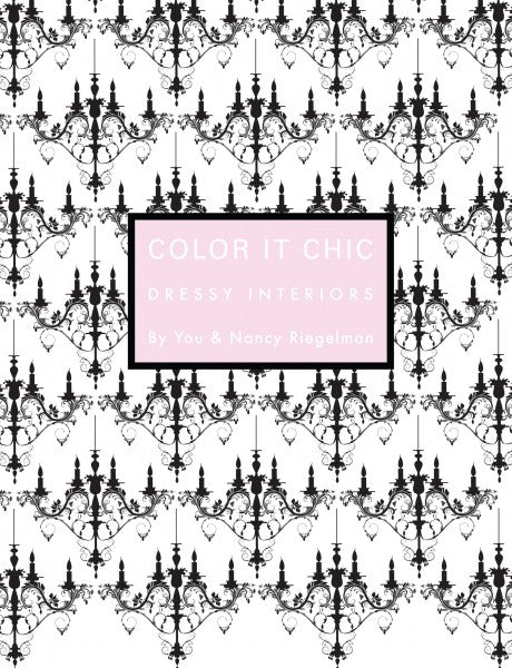 DIY-boek - Color it Chic - Dressy Interiors