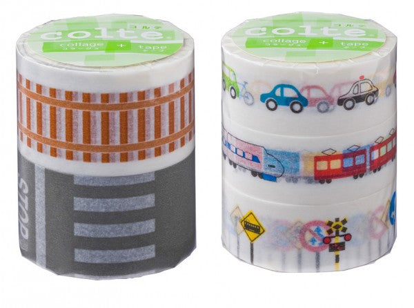 Masking tape - Combo Pack Ride I - set van 2