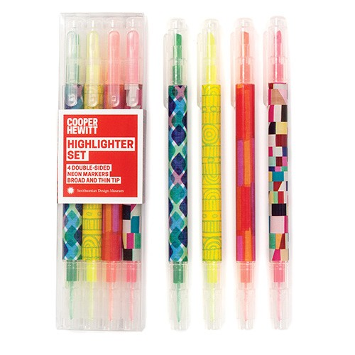 Markers - Cooper Hewitt - Highlighters