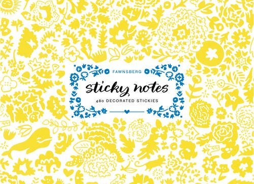 Sticky notes - Fawnsberg