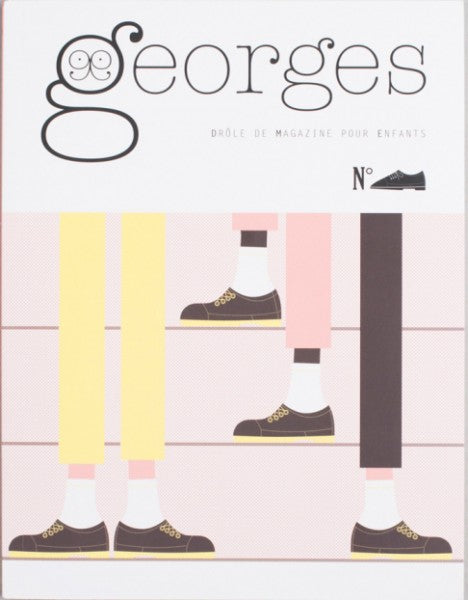 Georges Magazine - Chaussures