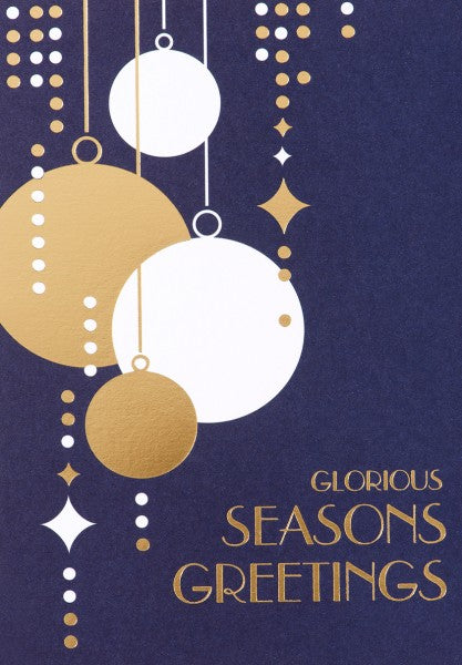 Wenskaart - Kelly Hyatt - Glorious Seasons Greetings