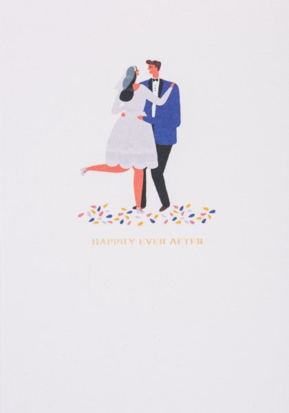 Wenskaart - Naomi Wilkinson - Happily Ever After