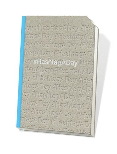 HashtagADay journal