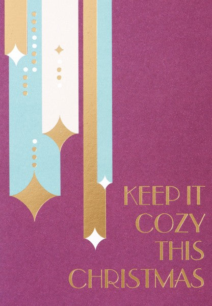 Wenskaart - Kelly Hyatt - Keep it Cozy