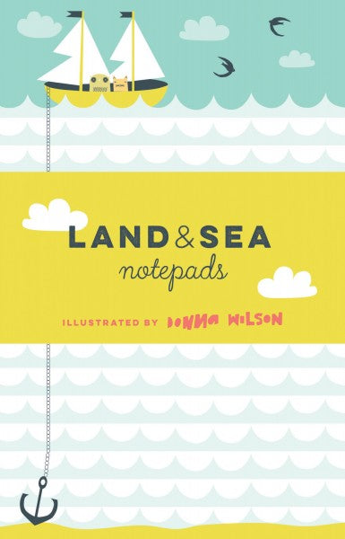 Land & Sea Notepads