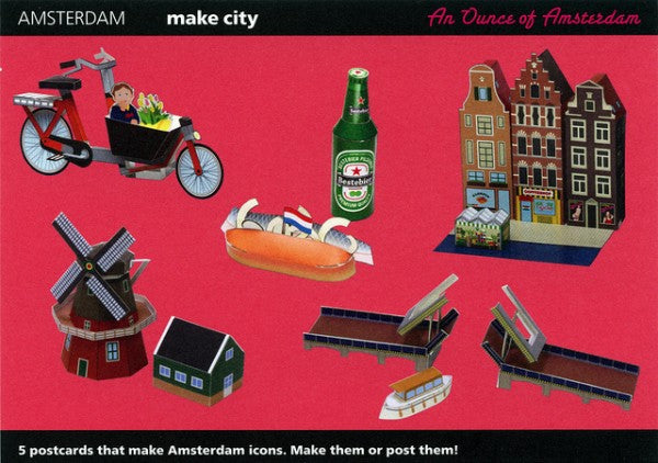 Make City - Amsterdam