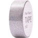 Masking tape 15mm - Paper Poetry - glitter tape zilver