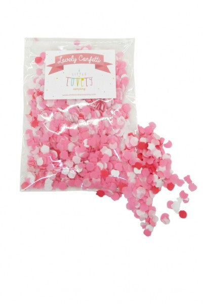 Mini confetti: Sweet girl