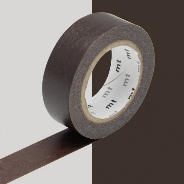 Masking tape 15mm - Mt Colors - Cocoa