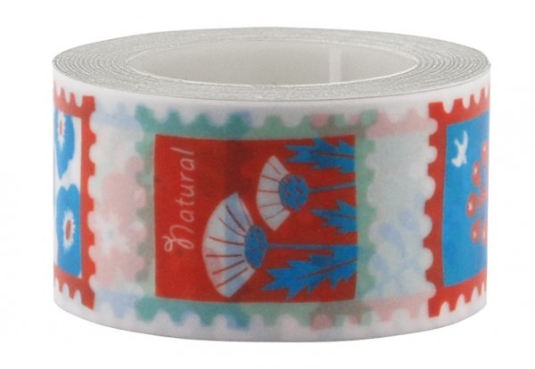 Masking tape 25mm - My Memo - Postzegeltape Natural Life
