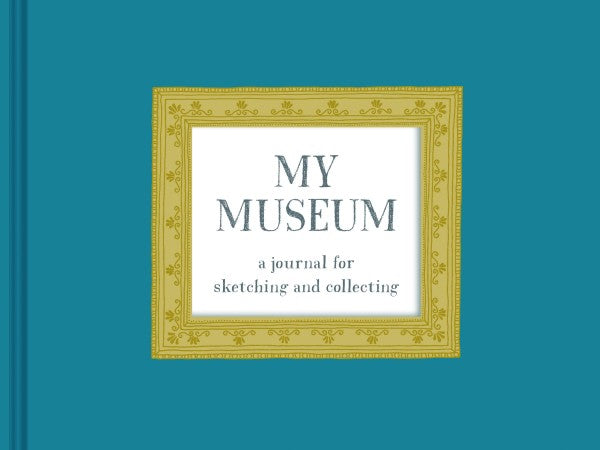 My Museum - A Journal for Sketching and Collecting