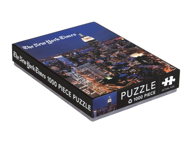 Puzzel - New York Times - 1000pc