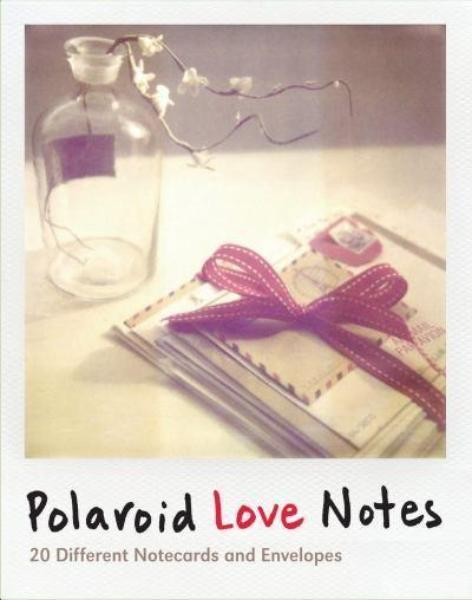 Kaartenset - Polaroid Love Notes - set van 20