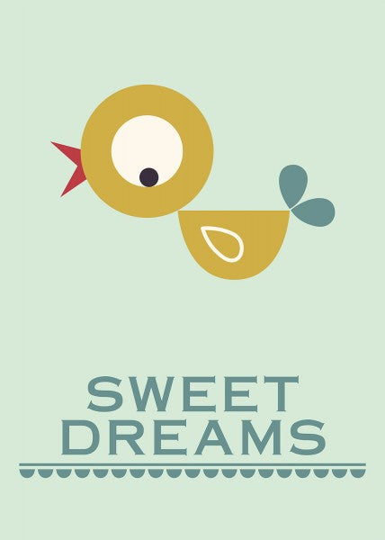 Poster - Sweet Dreams