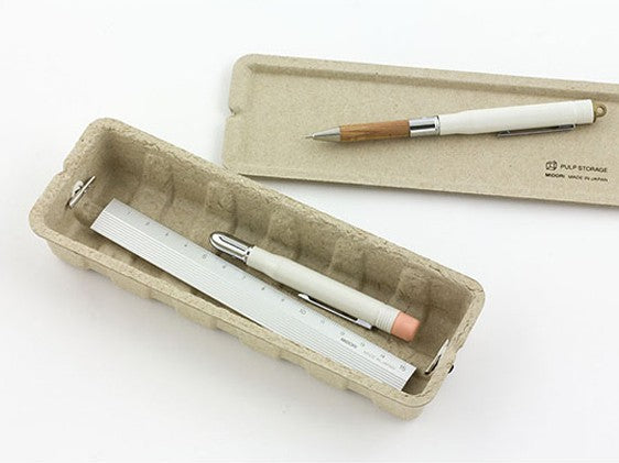 Pulp pen case - Beige