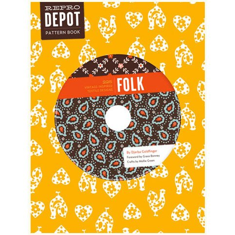 Reprodepot Pattern Book: Folk