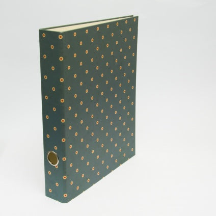 Slim Ring Binder - Jackie - Biarritz