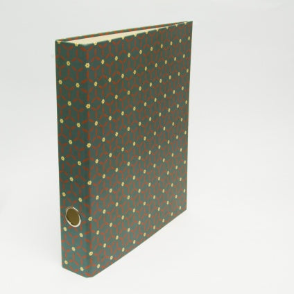 Slim Ring Binder - Jackie - Calais